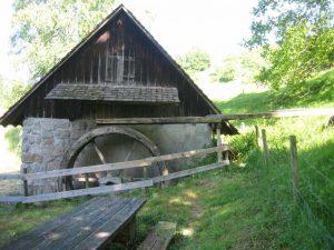 Beispielfoto einer Schleifmühle
