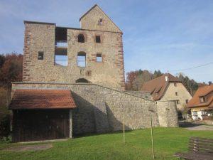 Burg Hohendiessen