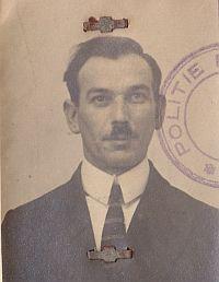 Christian Merz 1922