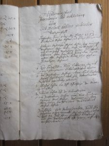 Erbteilung Kohler 1683