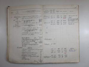 Feuerversicherungsbuch 1887 Nr. 13