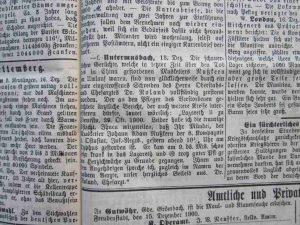 Johann Adam Nußkern stirbt in China 1900