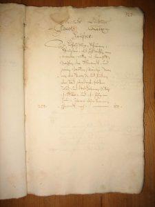 Lagerbuch 1687, Haus Nr. 20 Leix-Kübler