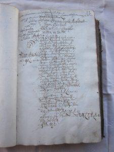 Lagerbuch von 1799, Blatt für Nr. 5
