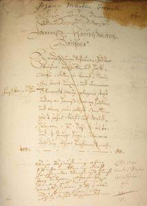 Lagerbuch von 1687, Blatt 56 Haus Nr. 4