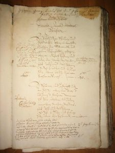 Lagerbuch 1687 Haus Nr. 16