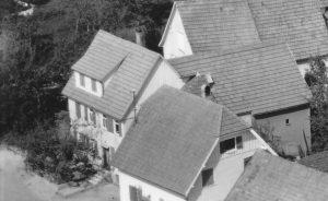 Ausschnitt Luftbild 1958, Nr. 54