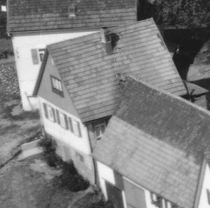 Ausschnitt Luftbild 1958, Nr. 55