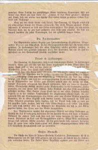 Bericht Blatt 1 von J. F. Nusskern, 1933