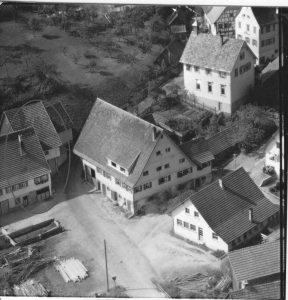 Haus Nr. 46 im Kreis