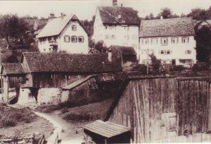 Sägmühle Untermusbach