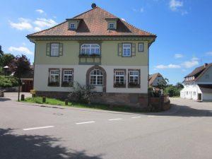 Schulhaus 2013