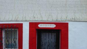 Türsturz von Haus Nr. 49