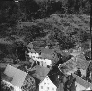 Haus Nr. 25 im Jahr 1958