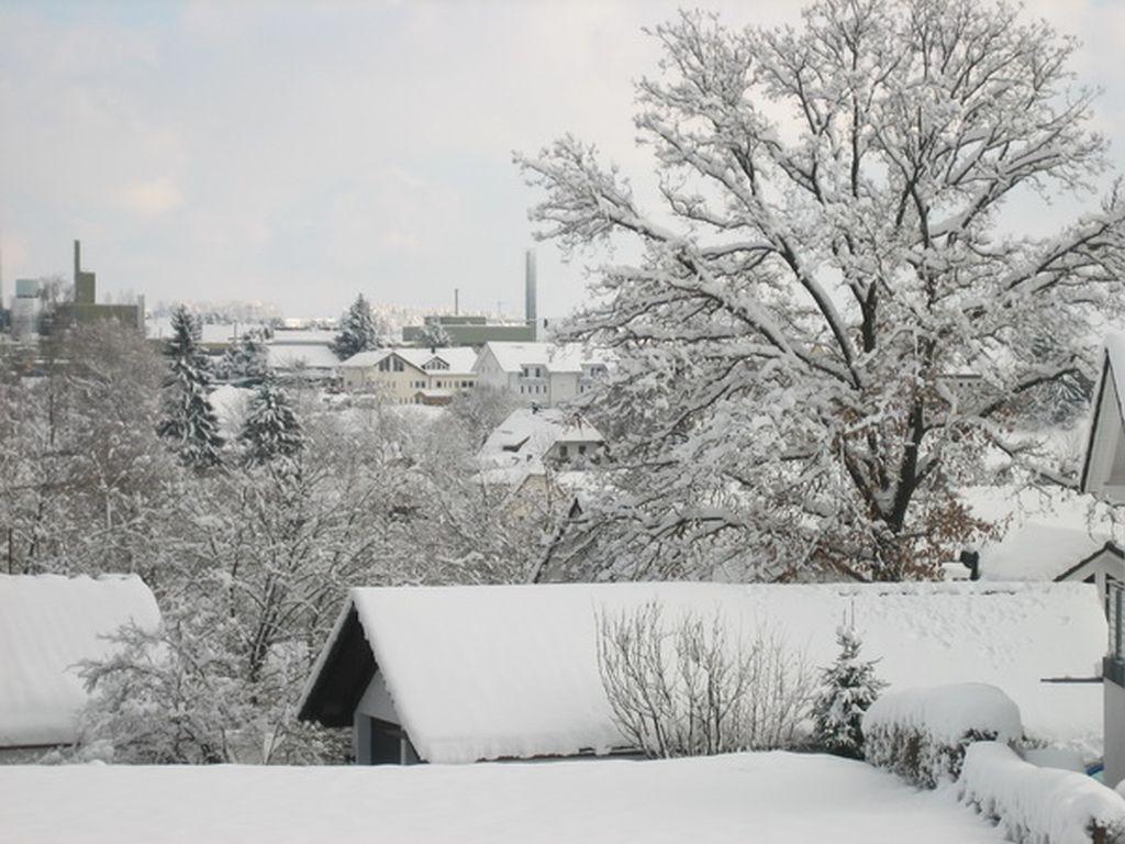 Winterfotos aus Untermusbach