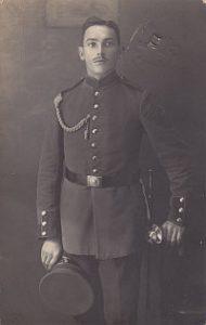 Wilhelm Merz 1915