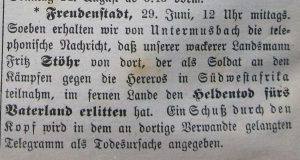Der Grenzer 1904