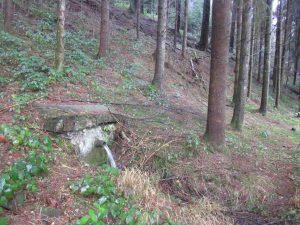 Der untere Talbrunnen ist noch in Betrieb