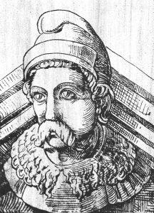 einrich Schickhardt untersucht 1607 in Untermusbach den Stockerbach auf Flößbarkeit